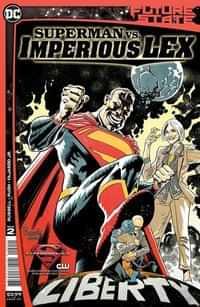 Future State Superman Vs Imperious Lex #2 CVR A Yanick Paquette