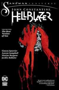 John Constantine Hellblazer TP The Best Version Of You