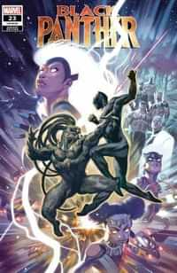 Black Panther #23 Variant Tedesco
