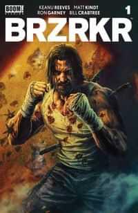 Brzrkr (berzerker) #1 Variant 25 Copy Bermejo