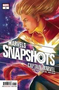 Captain Marvel Marvels Snapshots #1