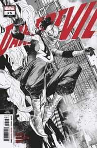 Daredevil #25 Third Printing Checchetto