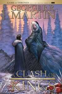 George Rr Martin A Clash Of Kings #11 CVR A Miller