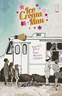 Ice Cream Man #23 CVR B De Landro