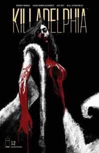 Killadelphia #12 Second Printing