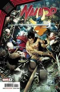 King In Black Namor #4 CVR A