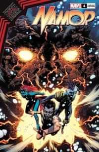 King In Black Namor #4 Variant Giangiordano