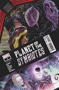 King In Black Planet Of Symbiotes #1 Second Printing