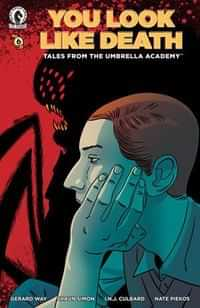Tales From The Umbrella Academy You Look Like Death #6 CVR B