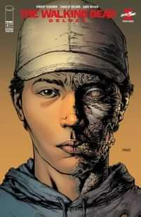 Walking Dead #2 Deluxe Edition Second Printing