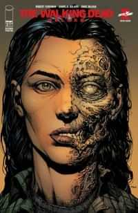 Walking Dead #3 Deluxe Edition Second Printing
