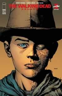 Walking Dead #4 Deluxe Edition Second Printing