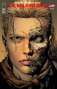 Walking Dead #5 Deluxe Edition Second Printing