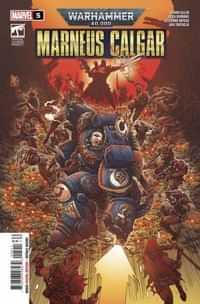 Warhammer 40k Marneus Calgar #5