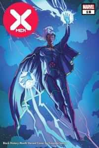 X-men #18 Variant Souza Storm Black History Month