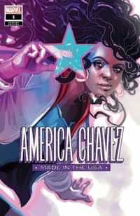 America Chavez Made In Usa #1 Variant Hans