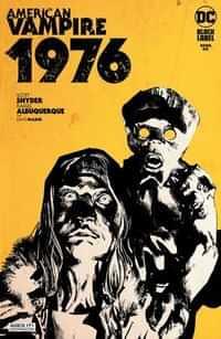 American Vampire 1976 #6 CVR A Rafael Albuquerque
