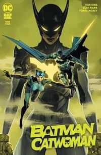 Batman Catwoman #4 CVR A Clay Mann