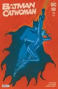 Batman Catwoman #4 CVR C Travis Charest