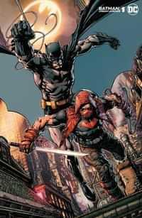Batman Urban Legends #1 CVR B David Finch Batman Red Hood
