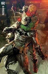 Batman Urban Legends #1 CVR C Kael Ngu Batman Grifter