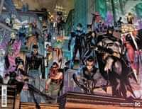 Batman #106 CVR B Jorge Jimenez Wraparound