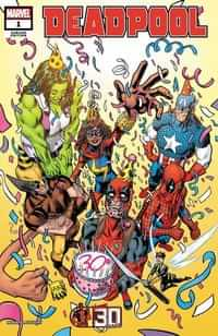 Deadpool Nerdy 30 #1 Variant Hawthorne
