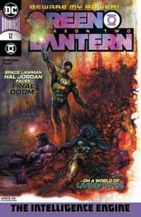 Green Lantern Season Two #12 CVR A Liam Sharp