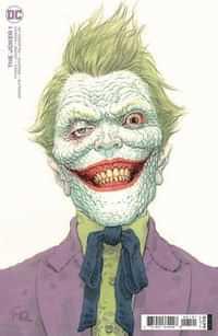 Joker #1 CVR B Frank Quitely