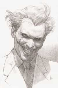 Joker #1 Variant 25 Copy Riccardo Federici