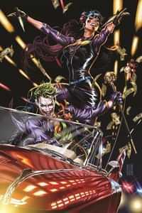 Joker #1 Variant Mark Brooks Team