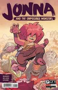 Jonna And The Unpossible Monsters #1 CVR A Samnee