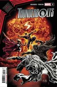 King In Black Thunderbolts #3