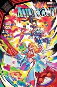 King In Black Thunderbolts #3 Variant Gonzales