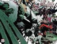 Non-stop Spider-man #1 Variant Bachalo Wrpad