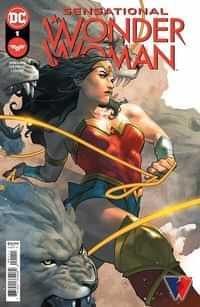 Sensational Wonder Woman #1 CVR A Yasmine Putri