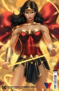 Sensational Wonder Woman #1 CVR B Ejikure