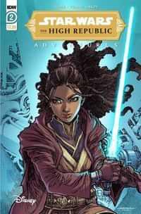 Star Wars High Republic Adventures #2