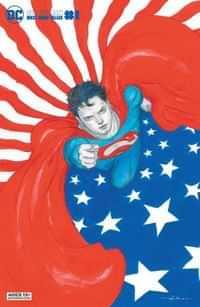 Superman Red and Blue #1 CVR C Yoshitaka Amano