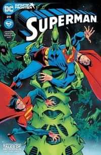 Superman #29 CVR A Phil Hester