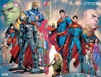 Superman #29 CVR B John Timms Wraparound