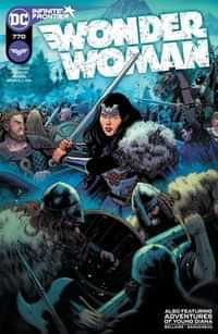 Wonder Woman #770 CVR A Travis Moore