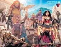 Wonder Woman #770 CVR B Travis Moore Wraparound