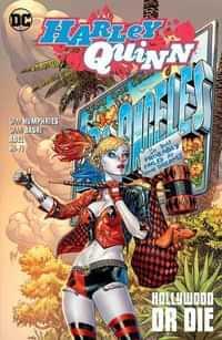 Harley Quinn TP Hollywood Or Die