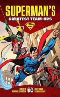 Superman HC Supermans Greatest Team-ups