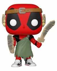 Funko Pop Marvel Deadpool 30th LARP Deadpool