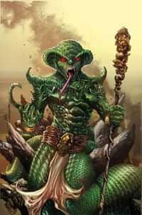 Belle One-Shot King Of Serpents CVR B Tolibao