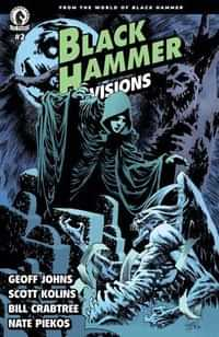 Black Hammer Visions #2 CVR B Jones and Crabtree