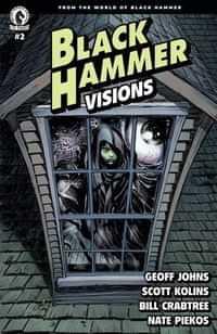 Black Hammer Visions #2 CVR C Mandrake