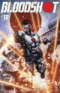 Bloodshot #12 CVR B Salgado